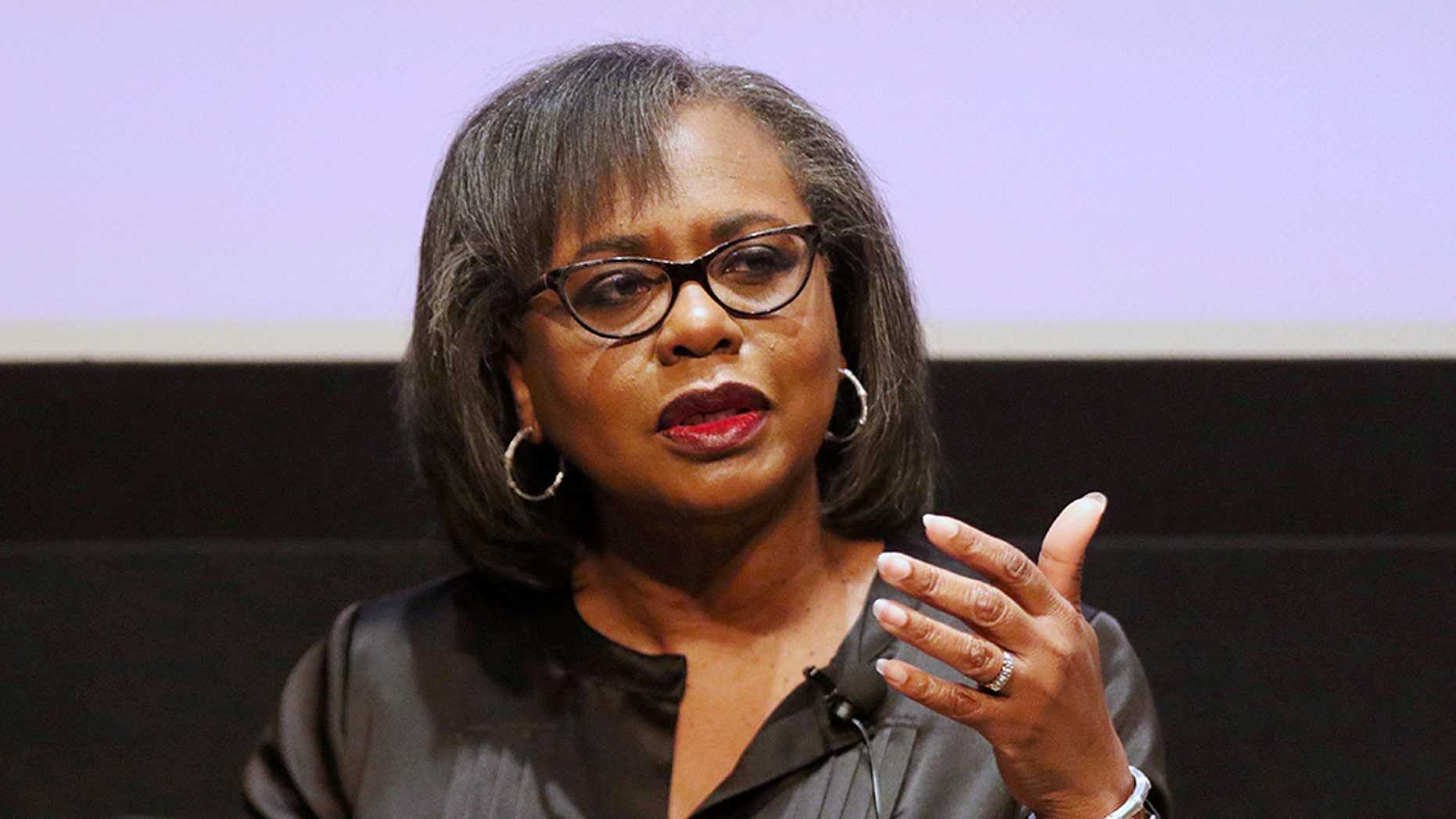 Anita Hill has expressed her concern that female presidential candidates for the 2020 election are not being taken as seriously as their male counterparts