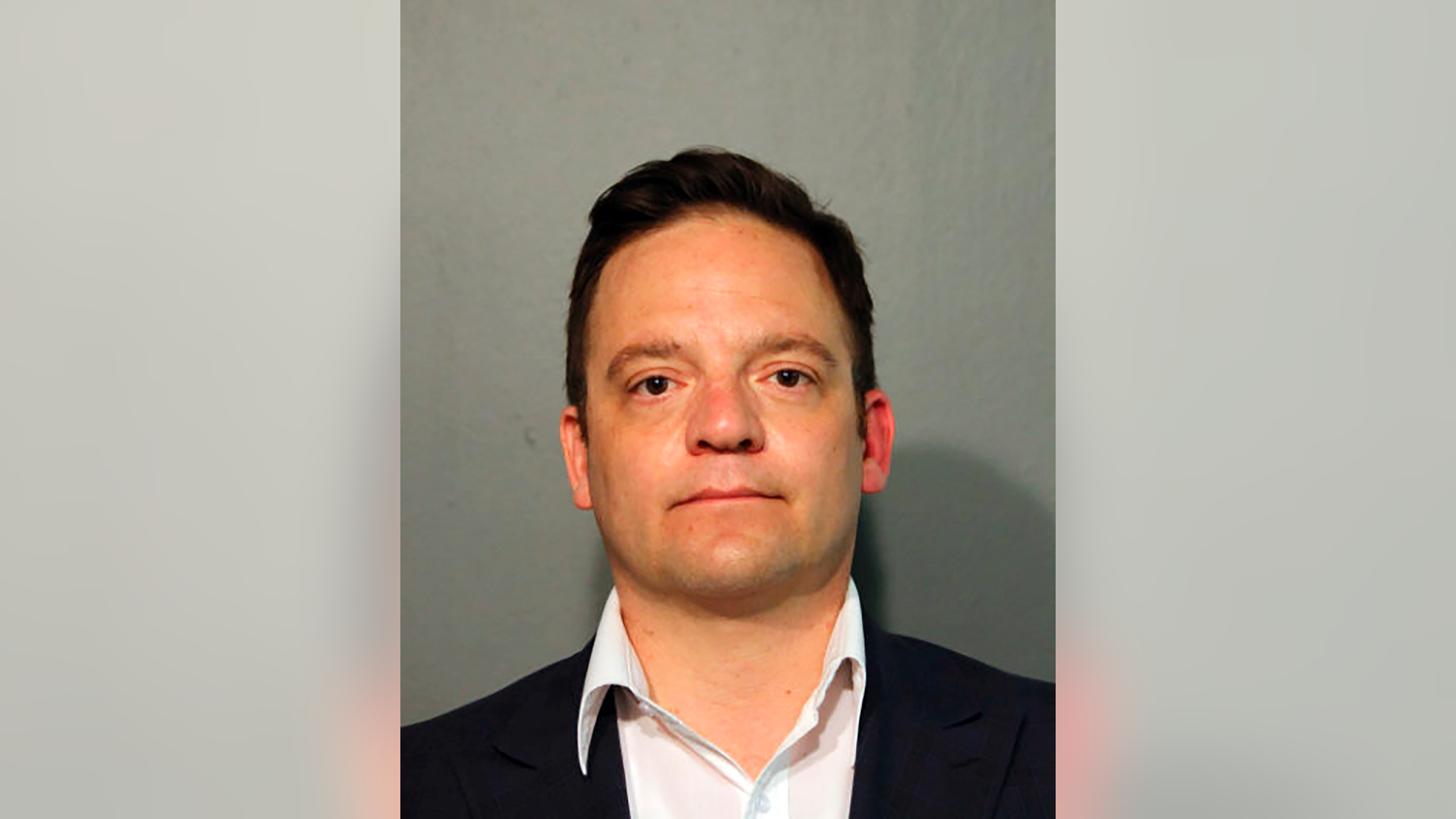 """This Tuesday, May 14, 2019 booking photo released by the Chicago Police Department shows Chicago Alderman Proco """"Joe"""" Moreno. Police have arrested the Chicago alderman on charges alleging that he lied when he reported his car had been stolen in January. Police say a news release that Moreno was arrested May 14 on felony charges of insurance fraud and obstruction of justice. (Chicago Police Department via AP)"""