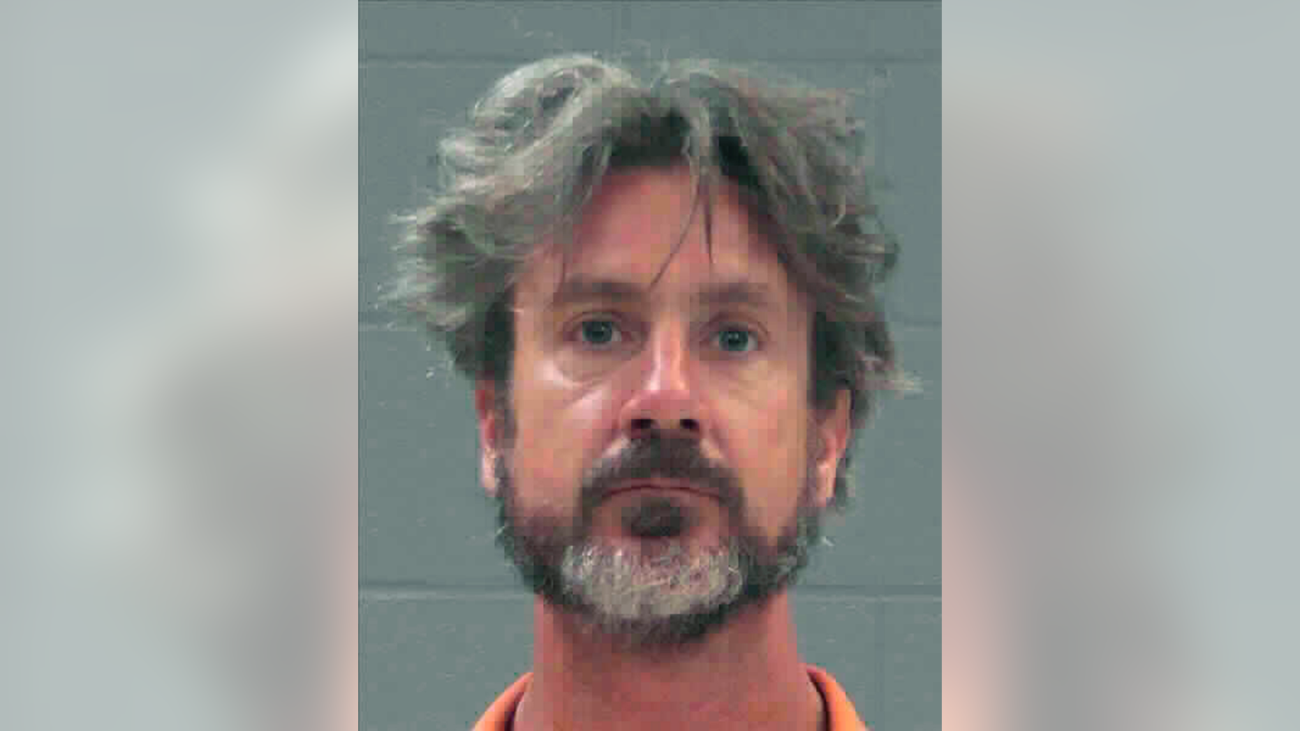 This undated photo provided by the Baldwin Sheriff's Office shows Marcus Lillard. Lillard is charged with murder in the death of a University of Georgia professor at a central Georgia home. (Baldwin Sheriff's Office via AP)