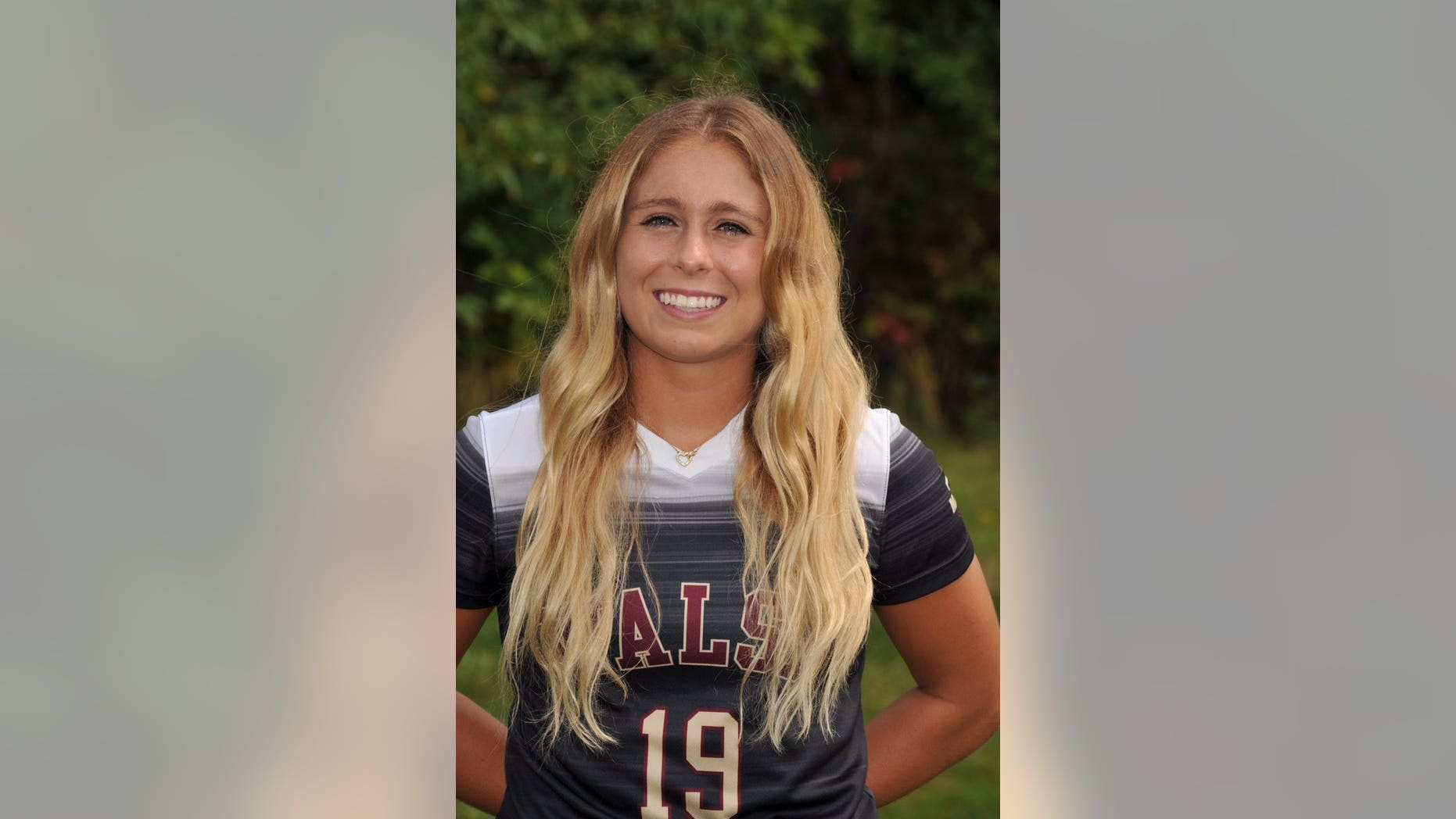 Taylor Ceepo, 22, died after collapsing near the finish line during a marathon in Cleveland on Sunday.