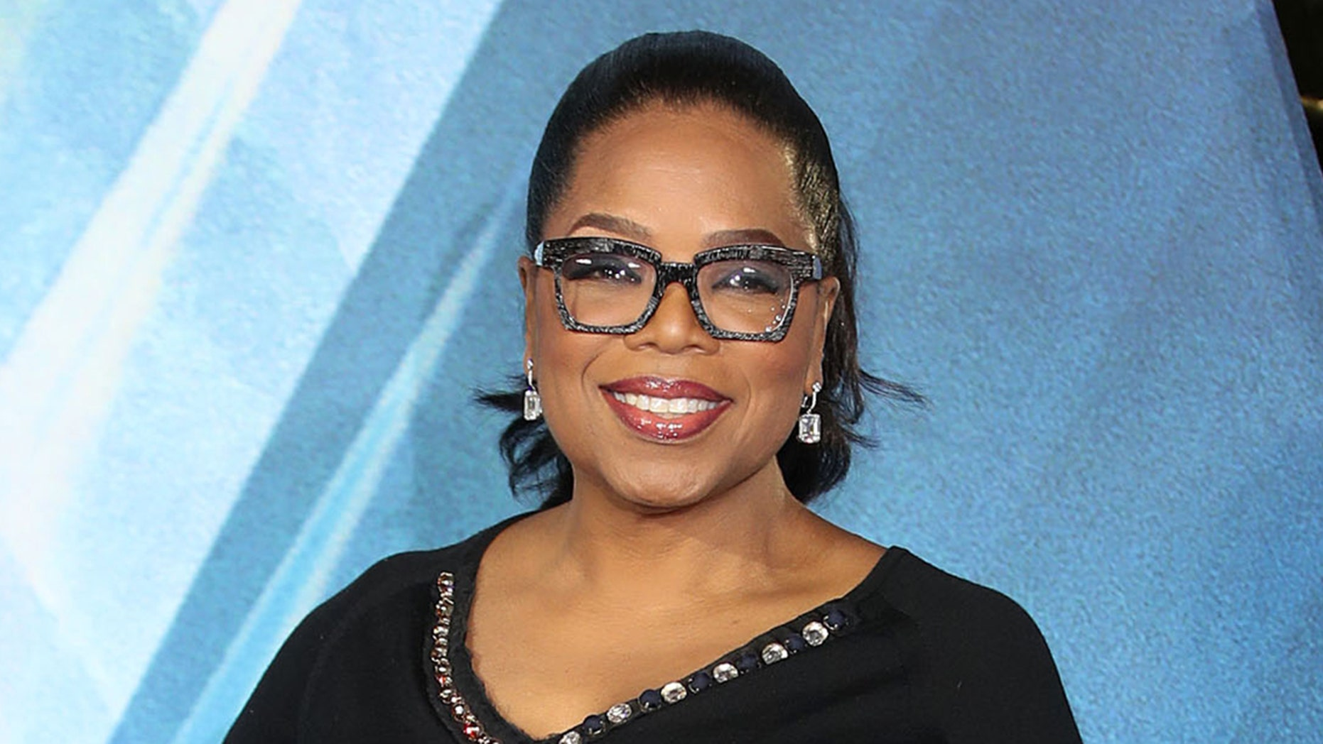 Oprah Winfrey attends the European Premiere of 'A Wrinkle In Time' at BFI IMAX on March 13, 2018 in London, England. On May 17, 2019 Oprah surprised a New Jersey High School with a $500,000 donation to their after school program.