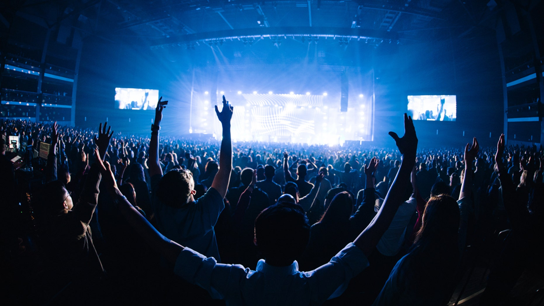 "Thousands attended Bethel Music's ""Heaven Come"" conference this weekend in downtown Los Angeles."