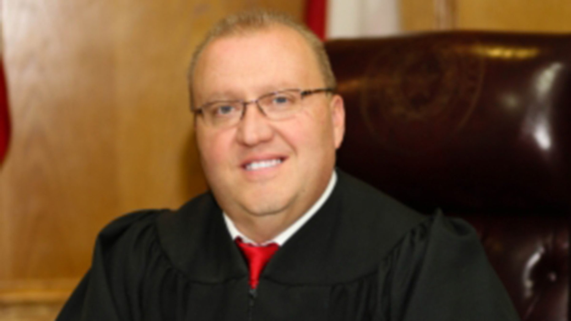 "Judge Wayne L. Mack, who is the Justice of the Peace in Willis, Texas, is being sued by the Freedom From Religion Foundation for the second time for opening with a prayer the group alleges is ""unconstitutional."""
