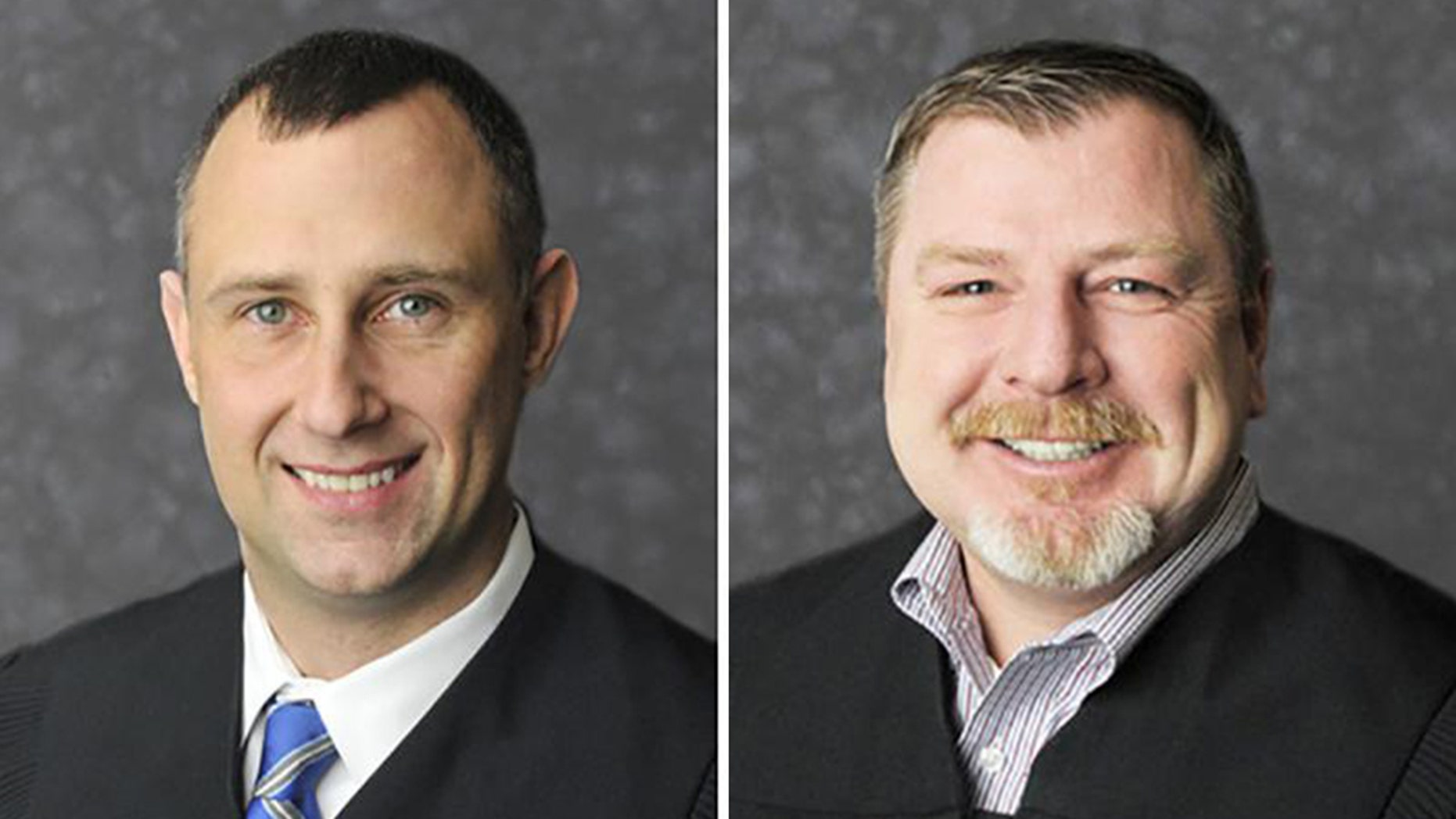 Westlake Legal Group Judges-Bradely-Jacobs-and-Andew-Adams Indianapolis police arrest 2 men in connection with 2 judges shot in parking lot of fast-food restaurant Frank Miles fox-news/us/us-regions/midwest/indiana fox news fnc/us fnc e29ce373-e496-5074-9989-8ae1fe487be7 article