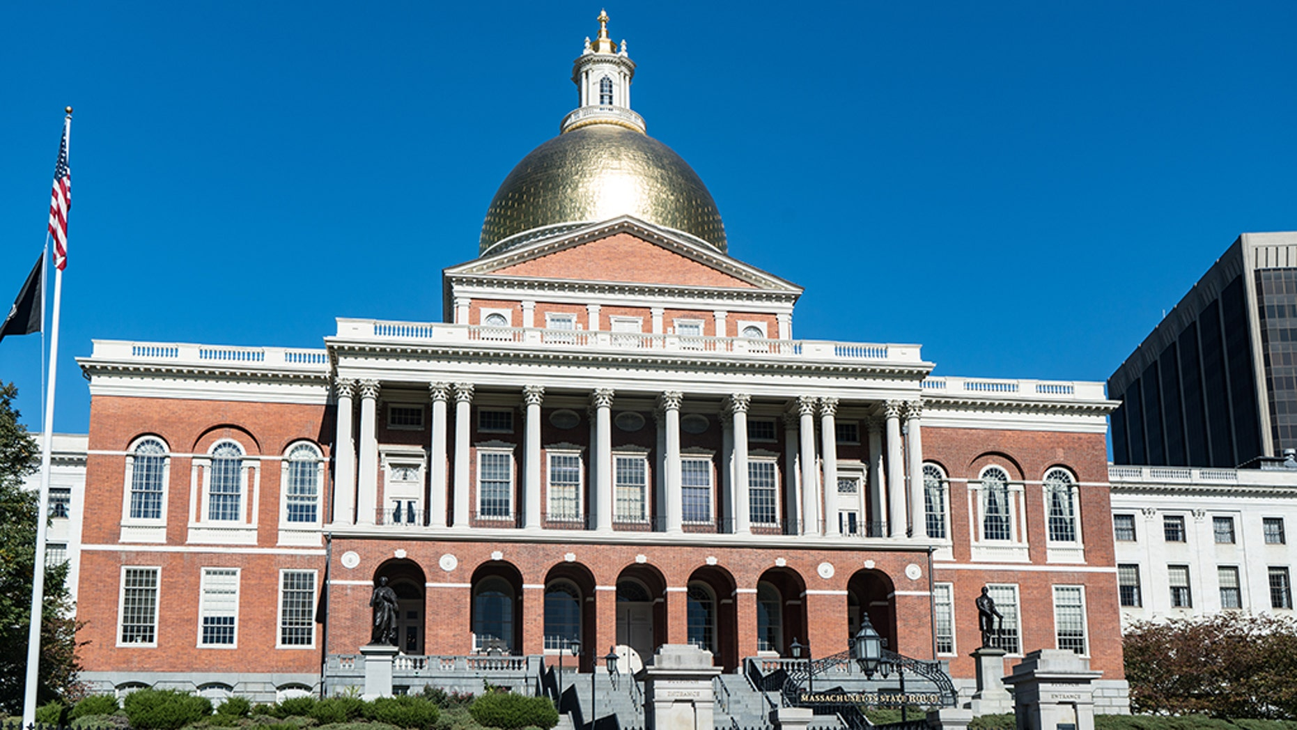 """Democratic lawmakers in the Massachusetts State House in Boston want to take """"God"""" out of the oath of office for every elected official in the Bay State. (iStock)"""