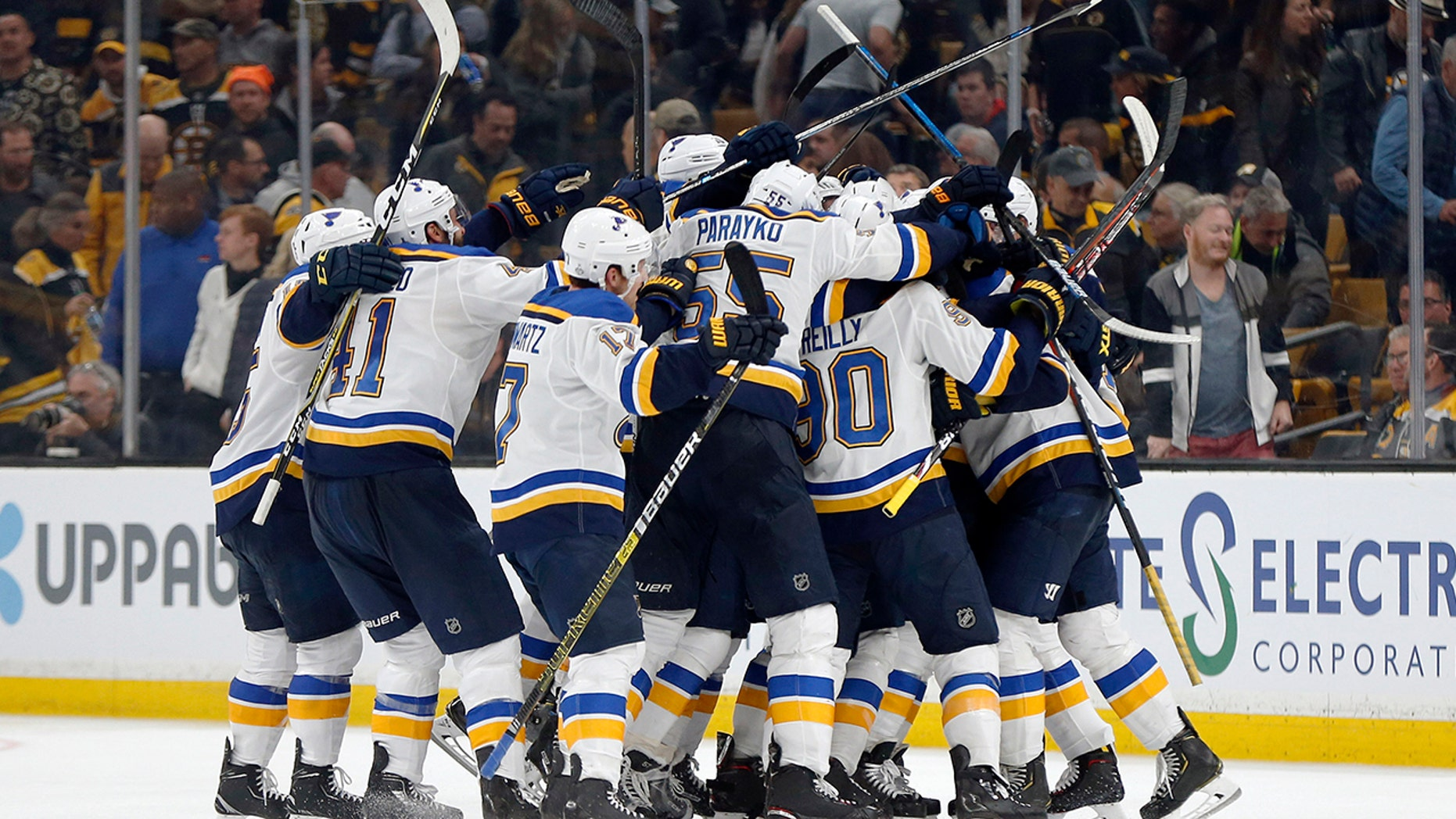 Blues must balance emotion in first home game of series
