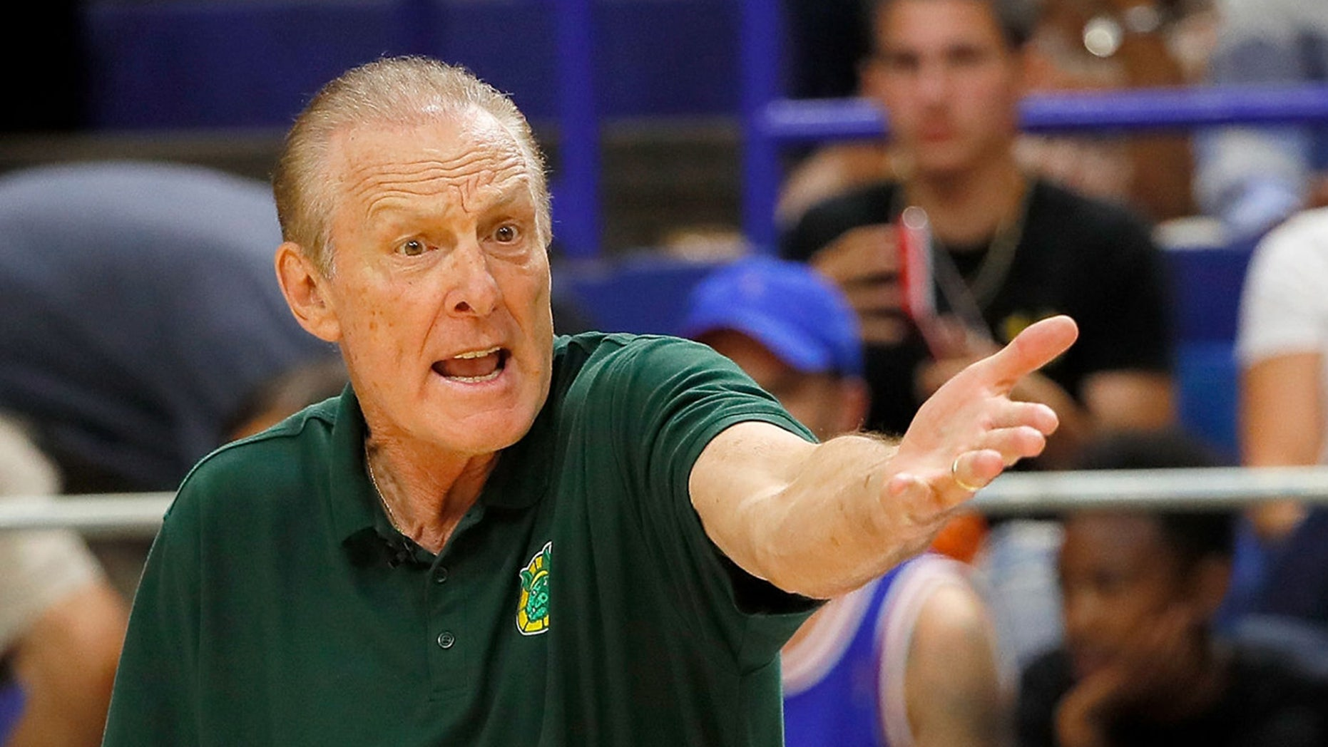 Rick Barry told Mark Levin he wants the U.S. to spend more money helping veterans. (Photo by Kevin C. Cox/BIG3/Getty Images)