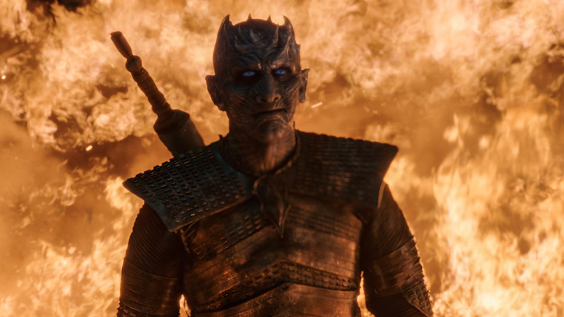 "Beneath the ice-blue eyes and crown-like horns of the infamous ""Game of Thrones"" character the ""Night King"" lies the seasoned actor and stuntman Vladimir Furdik.<br>"