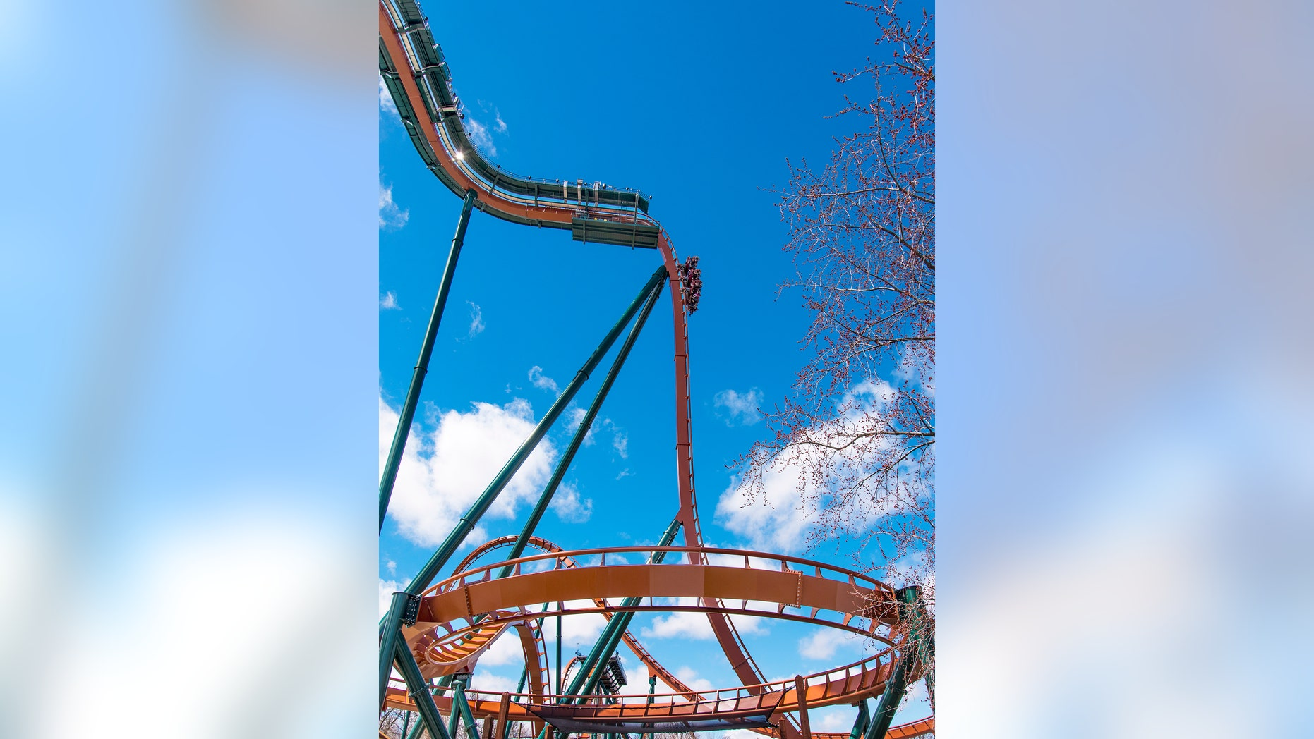 This week, Canada's Wonderland theme park, located in Vaughan, Ontario, will unveil its Yukon Striker ride.