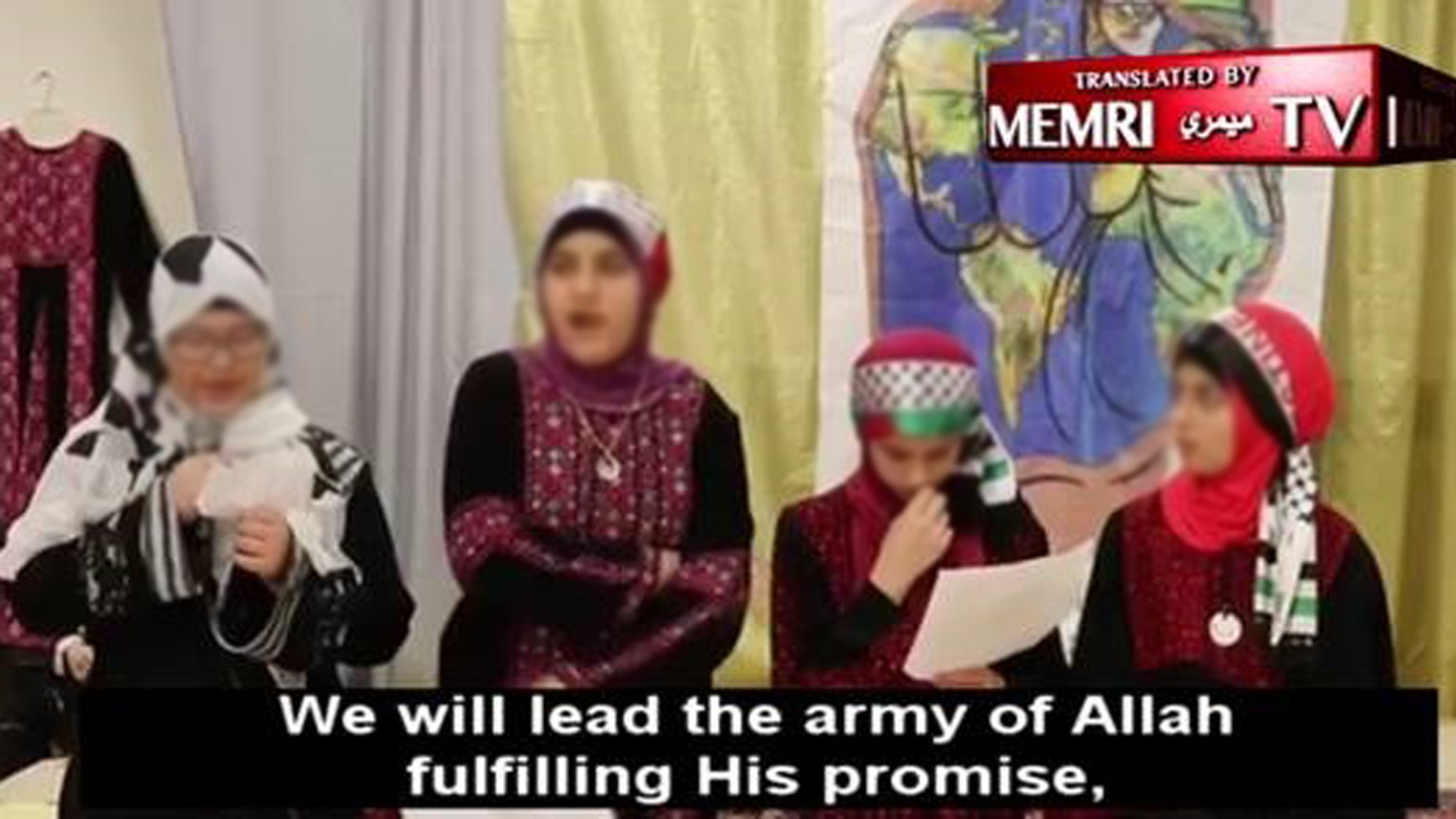Westlake Legal Group armyofAllahkids1 Shocking video of children in Philadelphia Muslim Society: 'We will chop off their heads' for Allah fox-news/world/terrorism/religious-terror fox-news/us/us-regions/northeast/pennsylvania fox-news/us/religion fox-news/faith-values/faith fox news fnc/us fnc cd2eabdc-29ba-5f86-981a-60f20a3f6203 Caleb Parke article