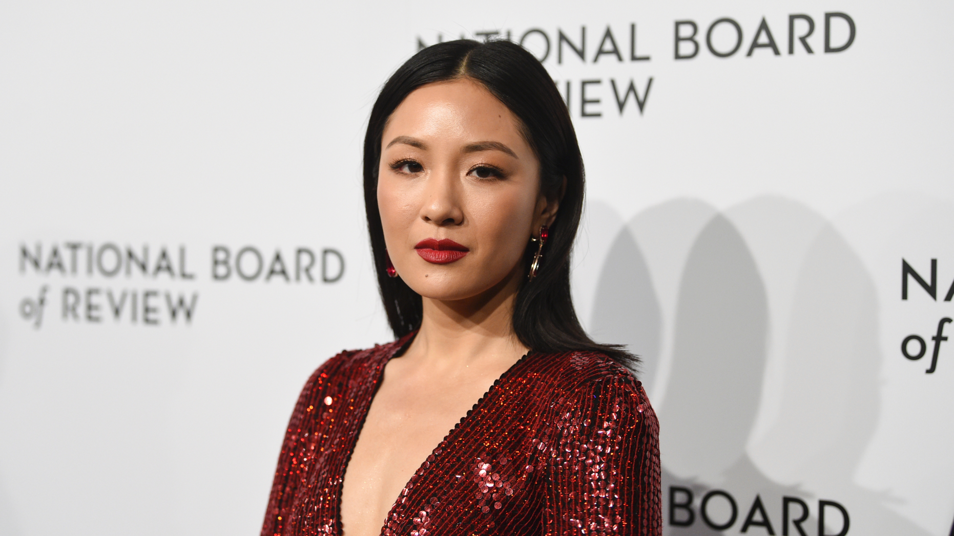 Constance Wu appeared to be unhappy her ABC sitcom