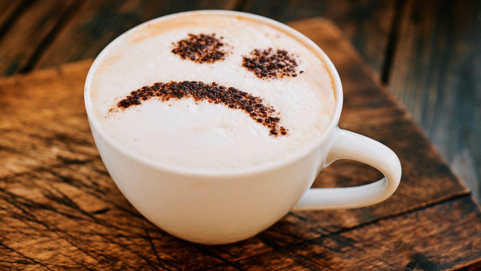 A cup of joe per day might keep the doctor away, but half a dozen or more is pushing it, the study finds.