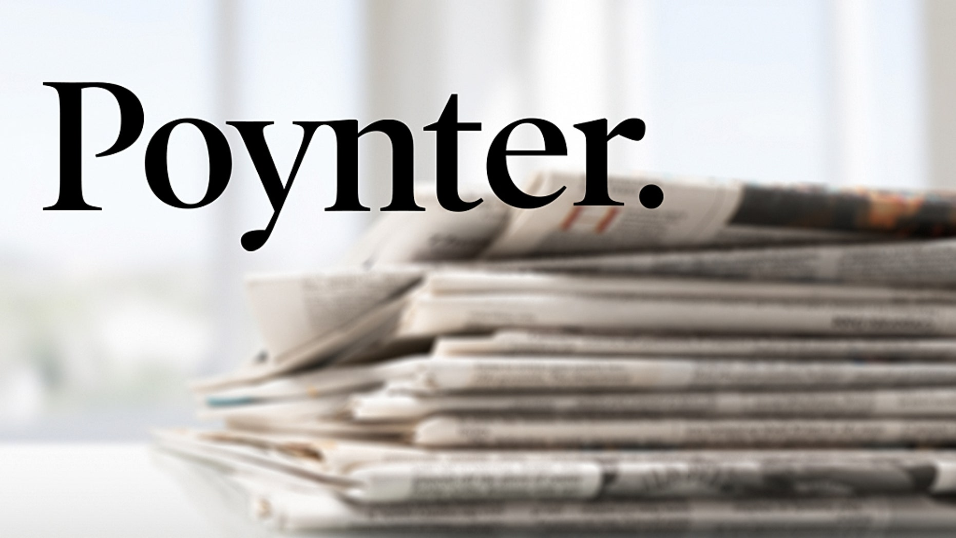 "The Poynter Institute, a journalism nonprofit organization, has had to scrap a list it created of ""unreliable"" news sources due to complaints about the outlets included."