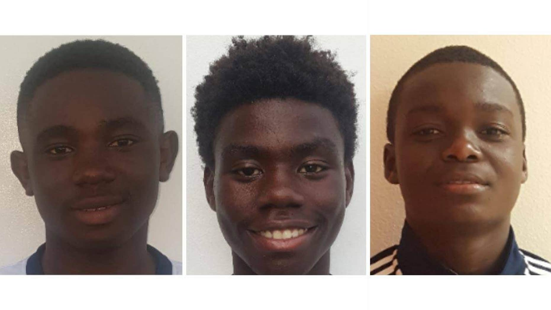 Three Teen Soccer Players Struck By Car, Killed, Identified