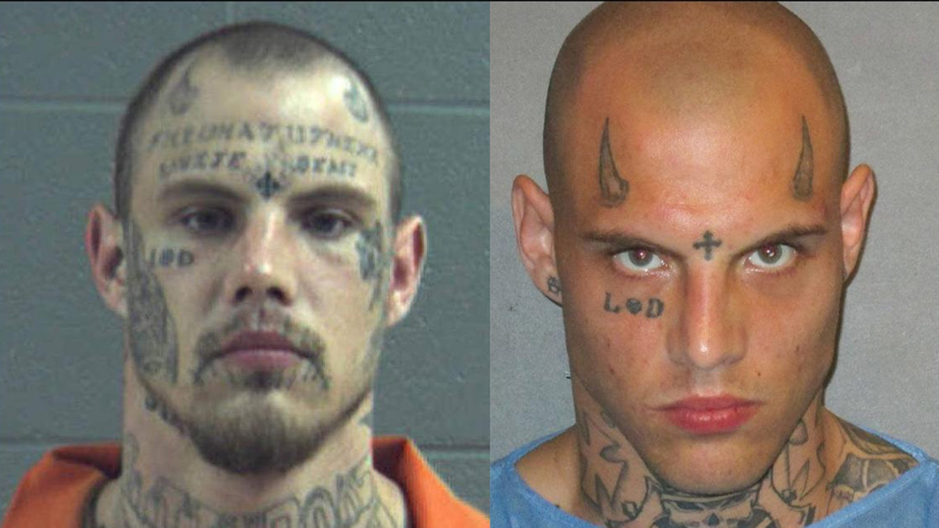 Westlake Legal Group twin-mugs Tattooed twins, 29, each faced trouble with the law until one was killed by police fox-news/us/us-regions/southeast/mississippi fox-news/us/us-regions/southeast/louisiana fox-news/us/crime/homicide fox-news/us/crime fox news fnc/us fnc Danielle Wallace article 89556eff-29c6-5ccb-bedf-a7a7882a2ef2