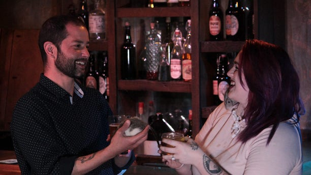 """The strange pop-up will begin June 13 and run through June 15, offering guests a 60-minute """"journey into the dark place where live rats run free and the booze flows like water."""""""