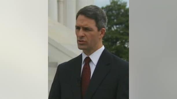 Ken Cuccinelli is reportedly being tapped to lead the U.S. Citizenship and Immigration Services.