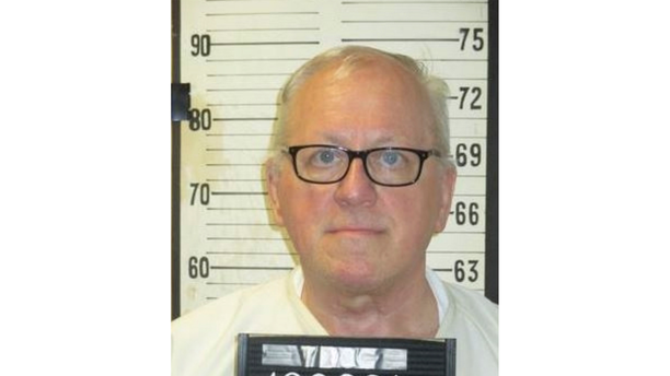 FILE - This undated file image released by the Tennessee Department of Correction shows death row inmate Don Johnson. Pressure from religious leaders for Tennessee's governor to grant mercy to the death row inmate mounted on Monday, May 13, 2019, as the U.S. Supreme Court declined to consider an appeal that could have delayed his upcoming execution. Johnson's petition for clemency has centered on his religious conversion and Christian ministry to other prisoners. He is scheduled to be executed Thursday, May 16 for the 1984 murder of his wife, Connie Johnson. (Tennessee Department of Corrections via AP, File)