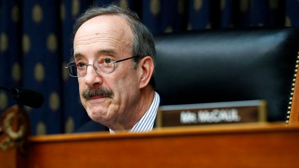 House Foreign Affairs Chairman Rep. Eliot Engel, D-NY, announced his support for a formal impeachment inquiry. (AP Photo/Jacquelyn Martin)