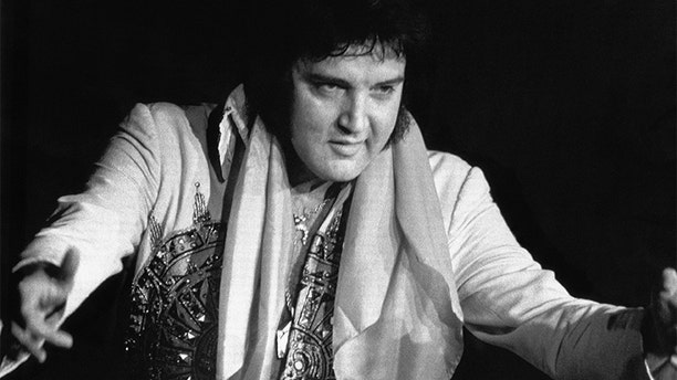 Bill Morris admitted Elvis Presley did not look like himself the last time they saw each other. — Getty
