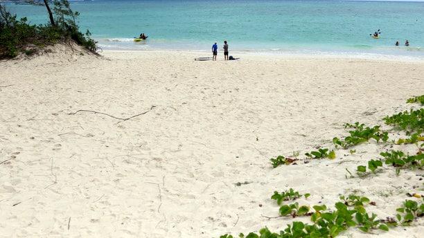 Kailua Beach Park in Kailua, Hawaii has been selected as the best stretch of sand on an annual list of Dr. Beach's top U.S. beaches