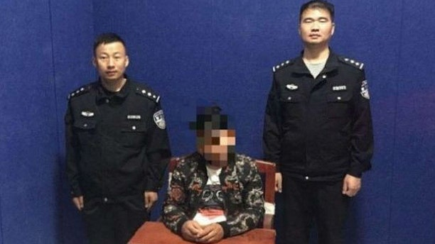 """A man in eastern China was detained by police after giving his dogs """"illegal"""" names after government officials."""