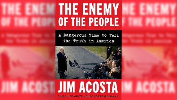 """""""The Enemy of the People: A Dangerous Time to Tell the Truth in America,"""" comes out June 11."""