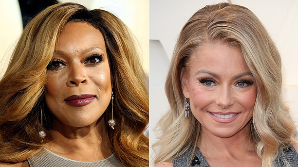 """Wendy Williams (left) defended Kelly Ripa this week over the former """"All My Children"""" star's comments on """"The Bachelor"""" franchise. (Getty)"""