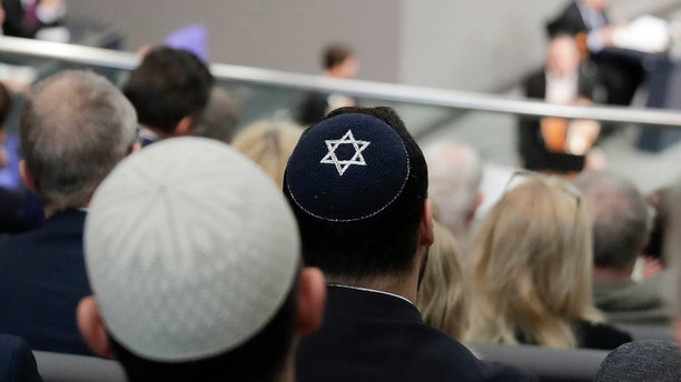 Israeli President Reuven Rivlin said Sunday he is shocked by a statement by Felix Klein, the government's anti-Semitism commissioner, that he wouldn't advise Jews to wear skullcaps in parts of the country for their safety.