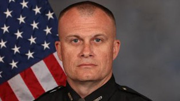 Detective William Lee Brewer was killed in February in Ohio.
