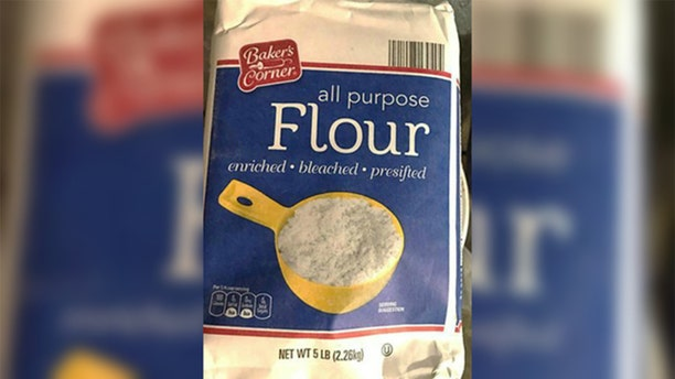 Five-pound bags of Baker's Corner Flour sold at ADLI stores have been recalled over concerns about E. coli contamination.