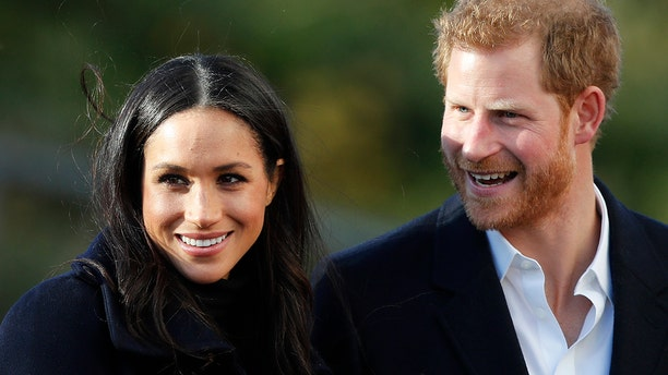 Britain's Prince Harry and his former actress Meghan Markle are awaiting the arrival of their first child.
