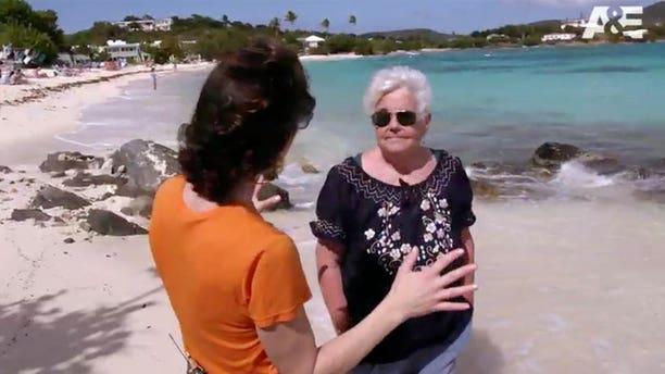 Elizabeth Vargas interviewed Hannah Upp's mother.