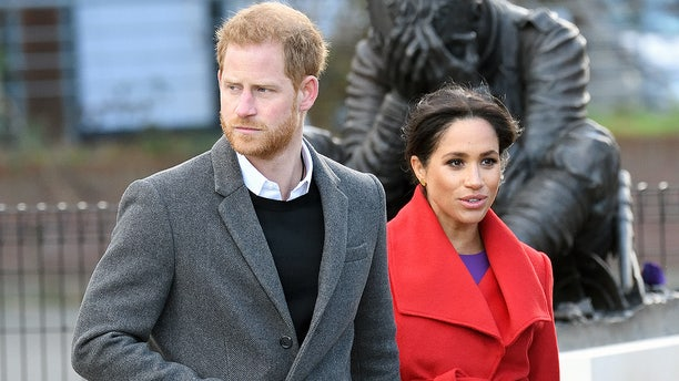 """Trump, who is typically quick to slam his critics, predicted that Markle would make a """"very good"""" princess, and has had nothing but kind words about Prince Harry. (Photo by Karwai Tang/WireImage)"""