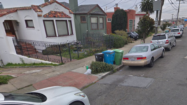 A San Francisco woman was kidnapped and raped in a home nearPrague and Curtis Streets near McLaren Park earlier this month, police said.