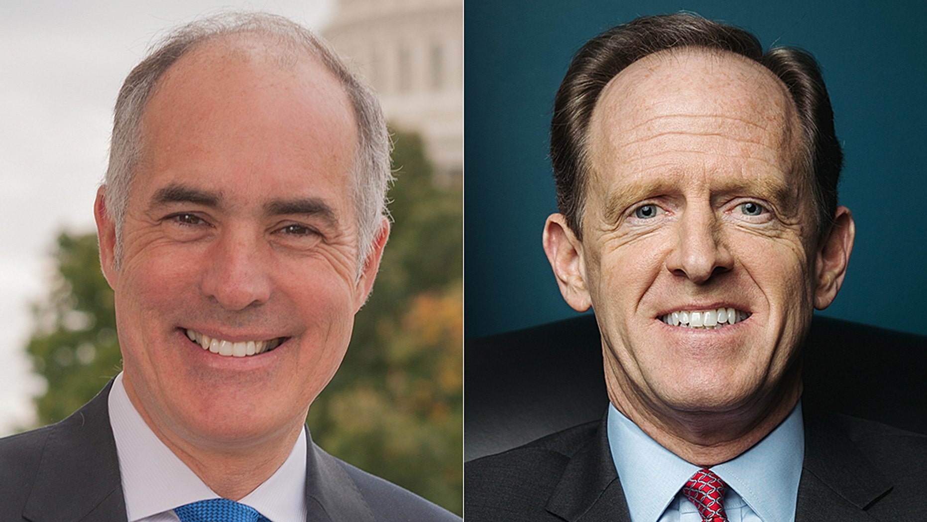 Sen. Bob Casey, D-Pa., and Sen. Pat Toomey, R-Pa., issued a report detailing troubling conditions inside some nursing homes across the country.