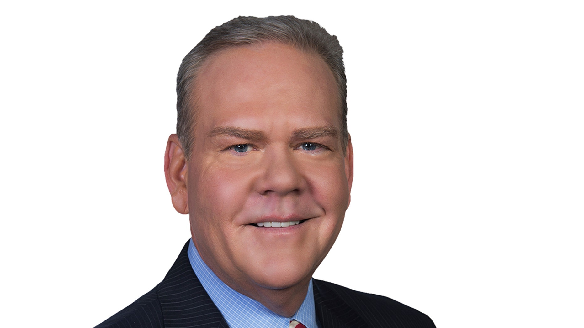 In this undated photo made available by WPLG local 10 station shows weekend anchor Todd Tongen. The weekend news anchor at Miami TV station WPLG has died at 56. Tongan worked at the news station for nearly three decades. Tongen was found dead in his home. (WPLG via AP)