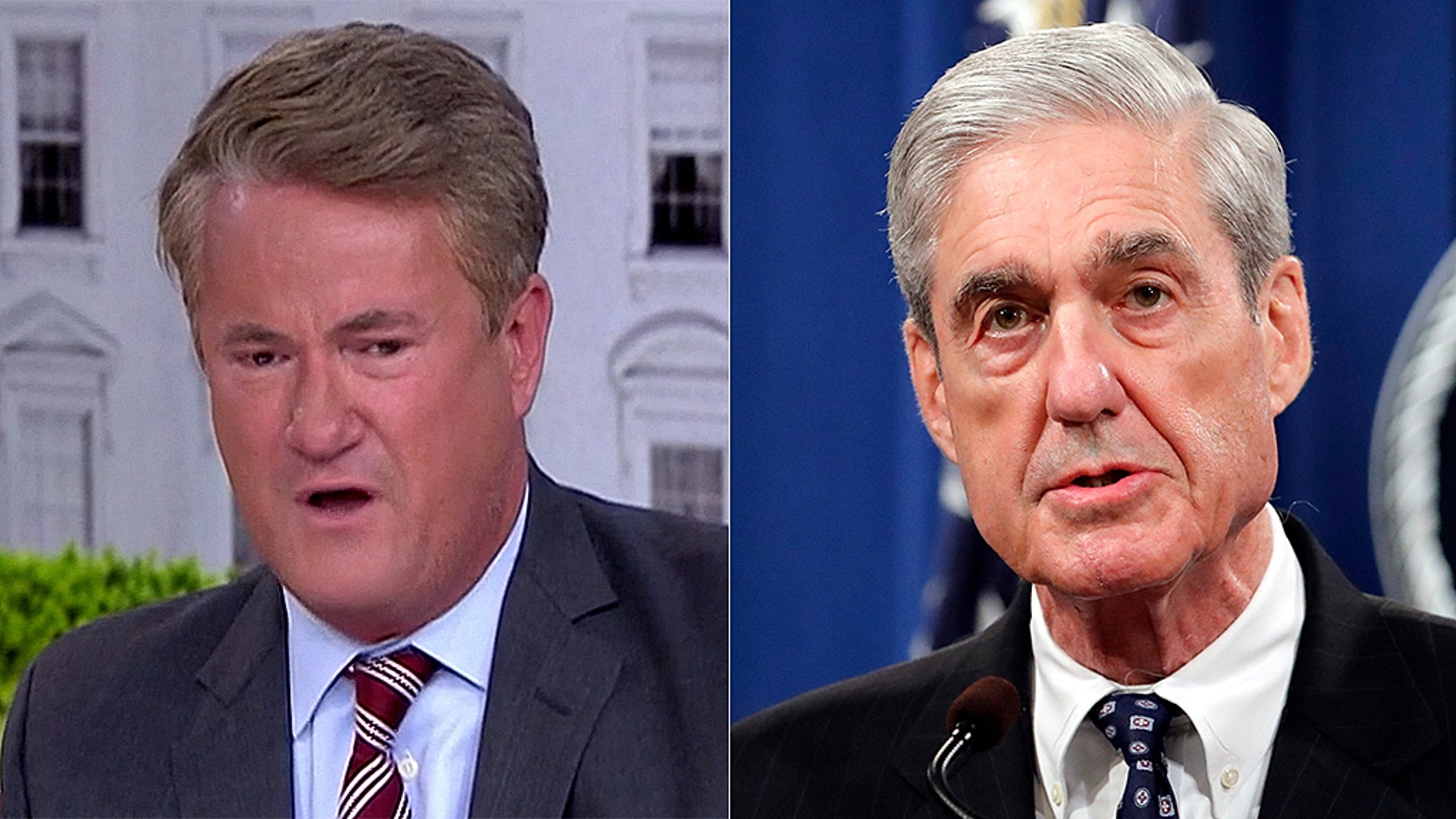 Morning Joe's had his fill of Special Counsel Robert Mueller.