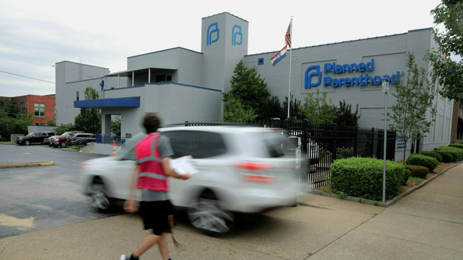 A Missouri judge on Monday ruled that the state's lone abortion clinic can only continue performing abortions through Friday, but kicked the clinic's lawsuit out of court. (FILE)