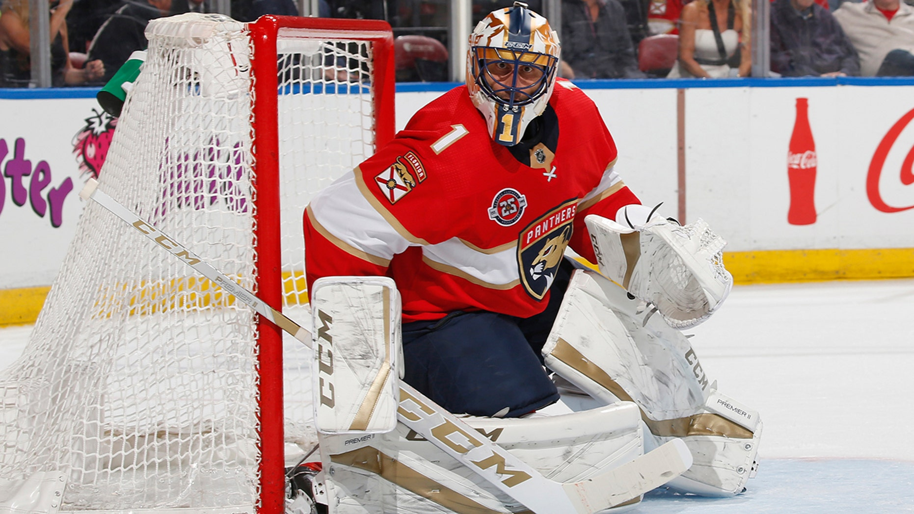 Goalie Roberto Luongo Retires After 19 Nhl Seasons Fox News
