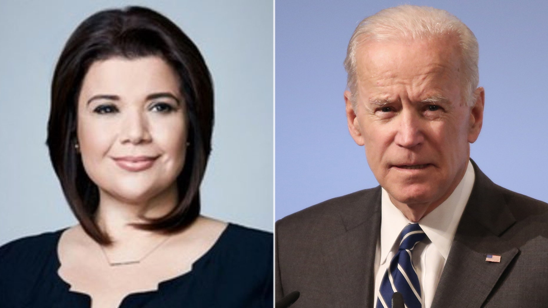 Political commentator Ana Navarro has made the argument that 2020 Democratic hopeful Joe Biden needs to up the ante if he wants to beat Donald Trump in next year's presidential election