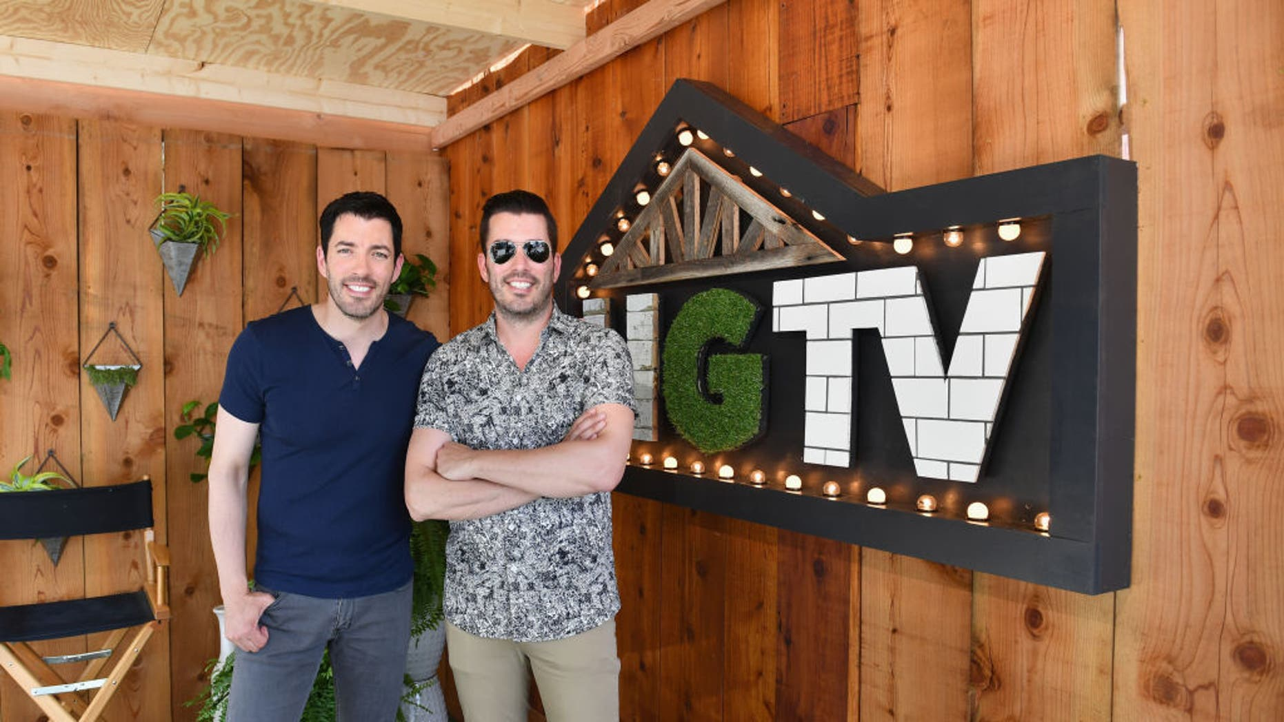 "The goal of Jonathan and Drew Scott's new show, ""Property Brothers: Forever Home,"" is to help people stay in their homes."