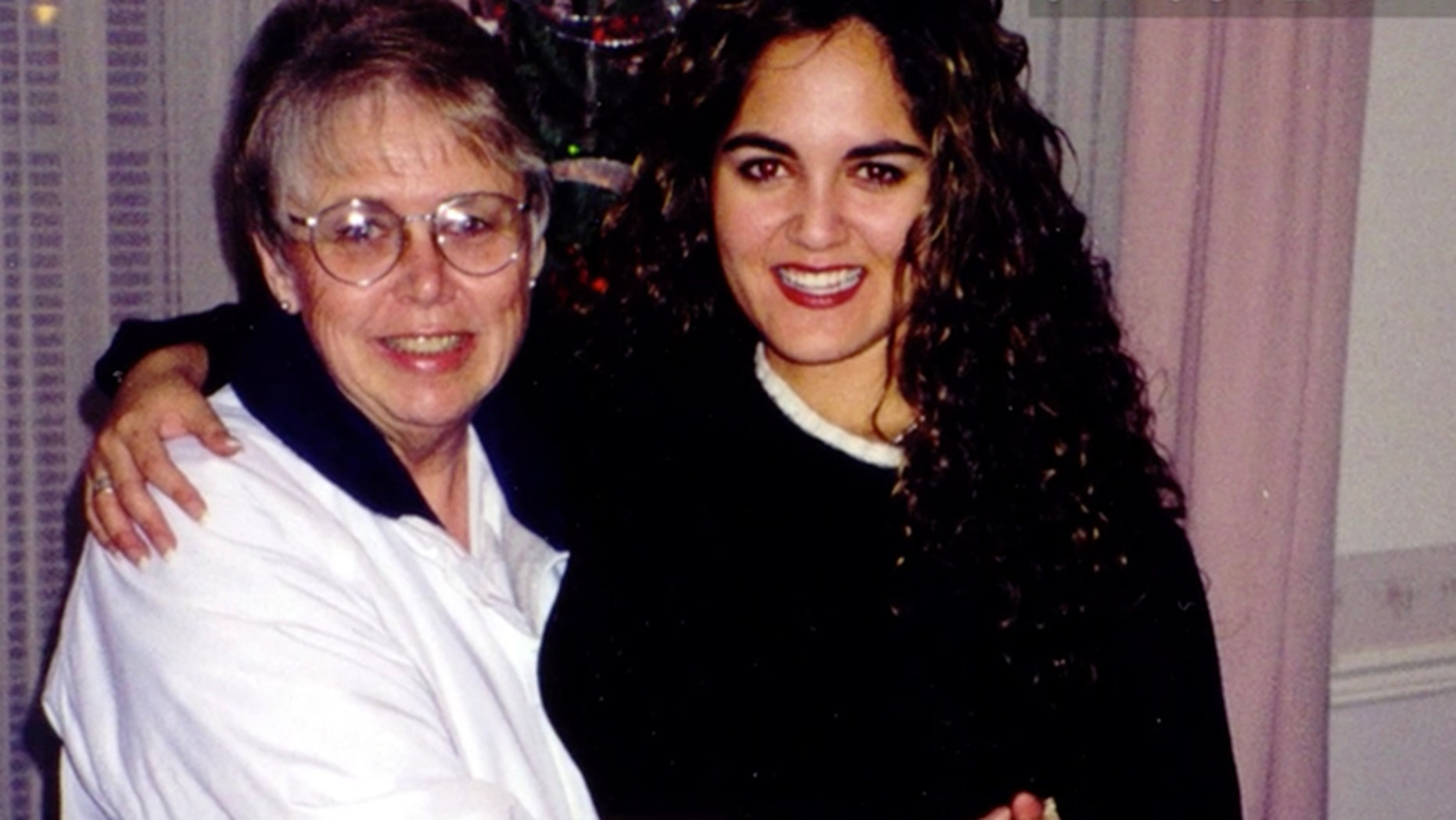 "Thelma Soares and her daughter Lori Hacking during happier times. The shocking case is being chronicled on Oxygen's new true crime docuseries ""A Lie to Die For."""