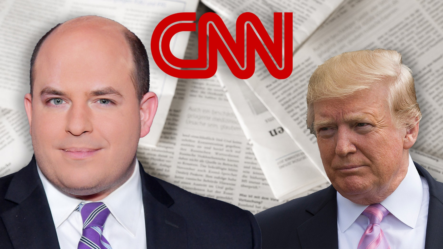 CNN pundit Brian Stelter pondered aloud if news organizations want Trump impeached for business purposes.