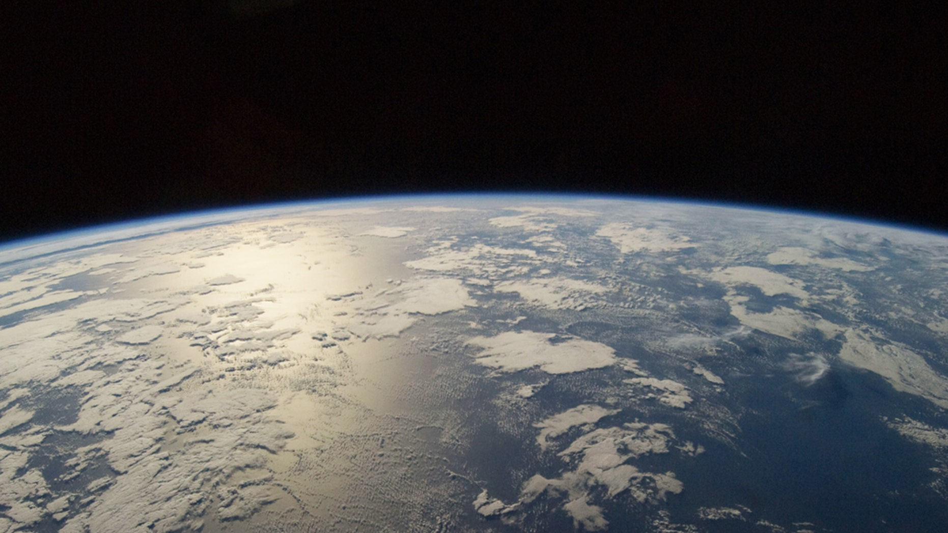 Astronauts' views of Earth from onboard the International Space Station are famously beautiful.