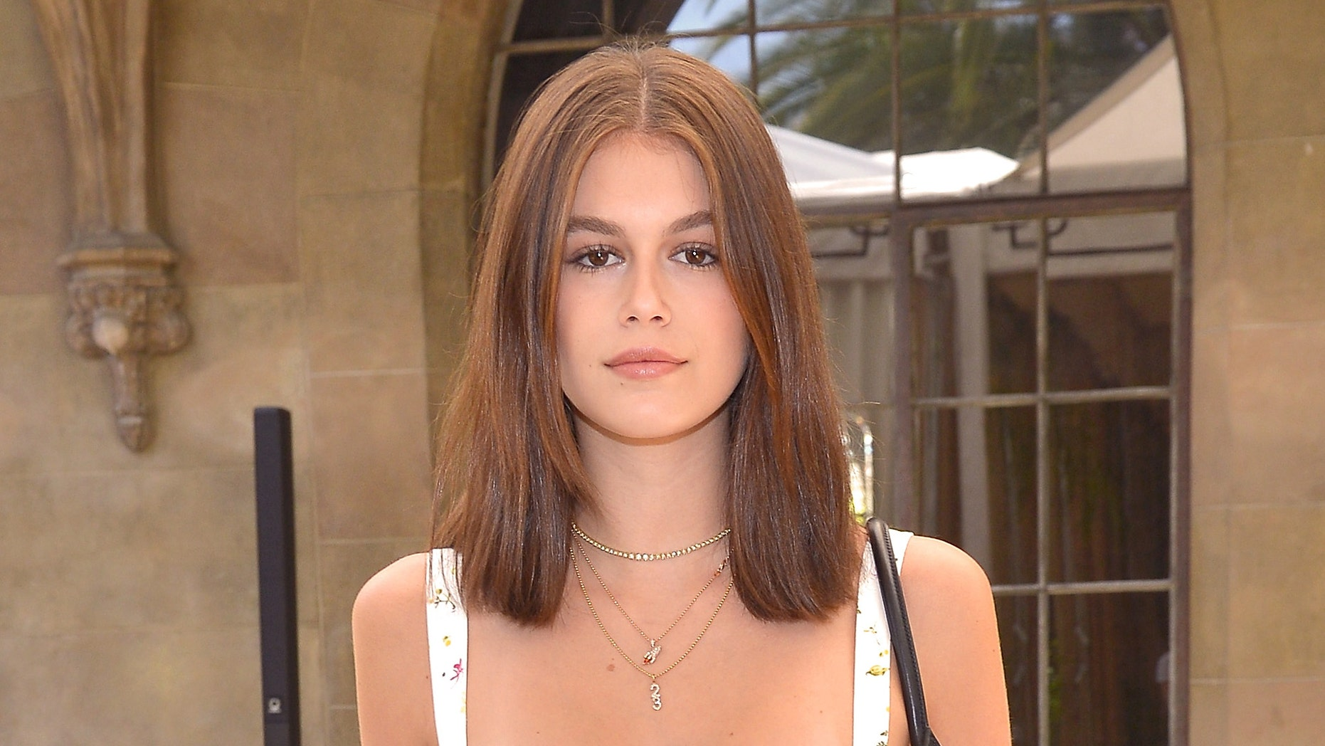 Kaia Gerber recently debuted a bold new hairstyle.