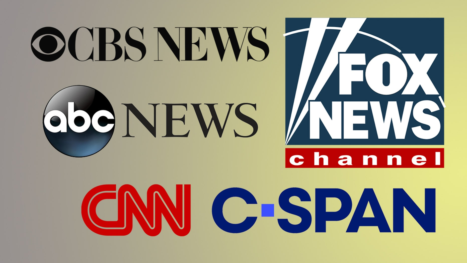C-SPAN, Fox News, CBS News, CNN and ABC News have teamed up to formally protest the South Carolina Democratic Party's decision .