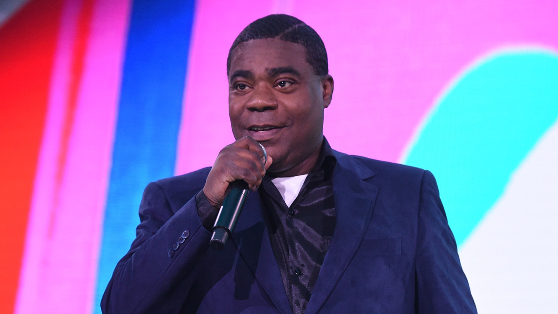 Tracy Morgan OK After Another Crash | Englewood