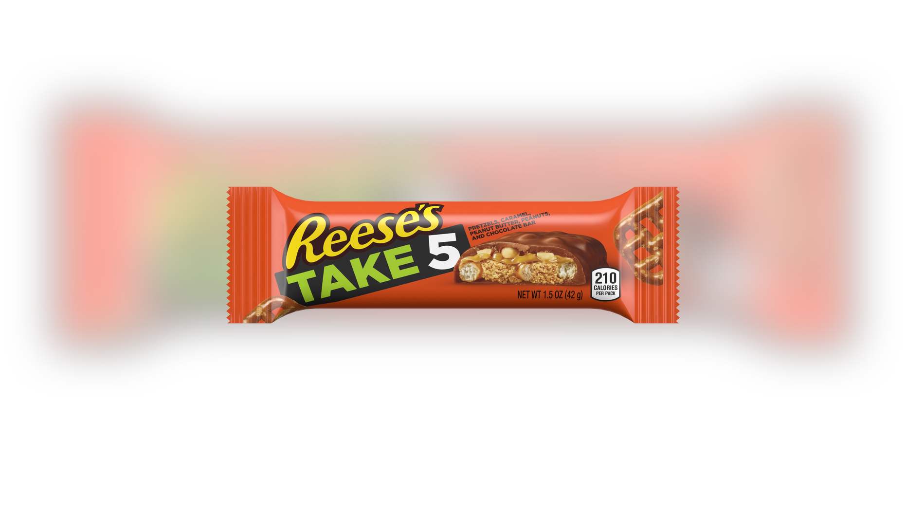 Take5 candy bar becomes Reese's Take5 as treat changes ...