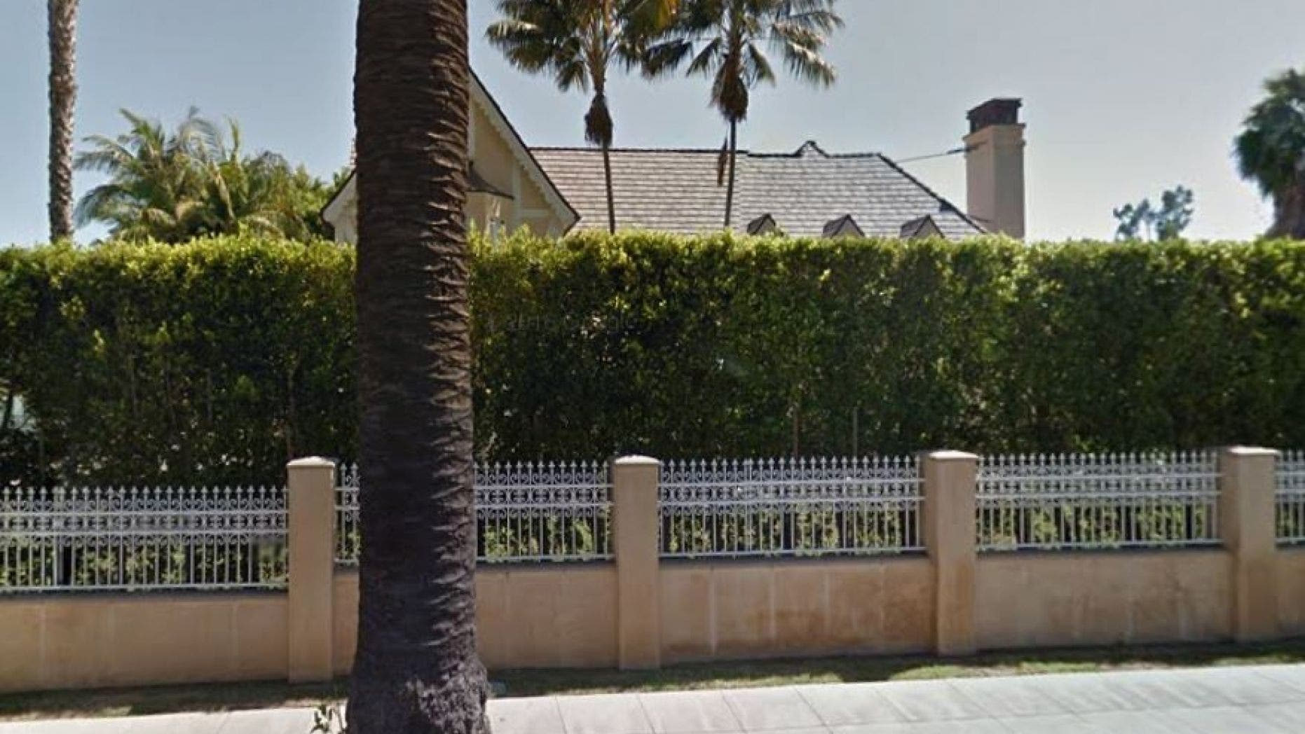 A Trump property in Beverly Hills, Calif., reportedly sold for $13.5 million, nearly double what the Trump Organization paid in 2007. (Google Maps)